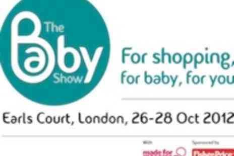 The Baby Show - Great savings on tickets - Save 35%