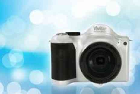 Vivitar - Vivitar VS1527 Digital Bridge Camera - Save 43%
