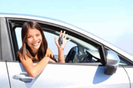 CMSM Driving School - Four 60 minute driving lessons in an automatic or manual car plus theory test tuition - Save 87%