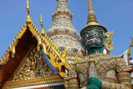 Dubai holiday - Hong Kong, Thailand & Dubai holiday, Hong Kong, Bangkok - Save 30%