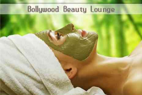 Bollywood Beauty Lounge - Deep Cleansing Facial with Head, Neck and Shoulder Massage - Save 53%