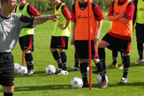 Manchester International Football - Five Day Professional Football Academy Training - Save 50%