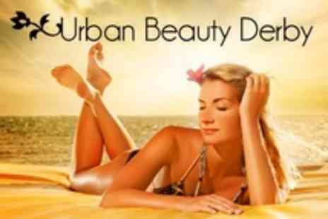 Urban Beauty Derby - Jessica GELeration Nails - Save 60%