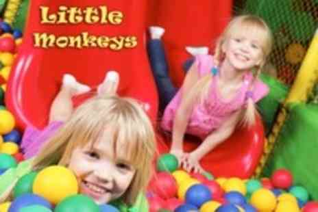 Hull Indoor Sports Centre - Childrens Party With Soft Play Access Plus Food and Drink - Save 65%