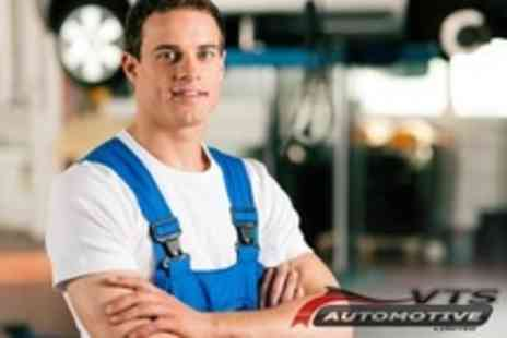 VTS Automotive - 54 Point Vehicle Service With Oil and Filter Change Plus Full Diagnostic Check - Save 72%