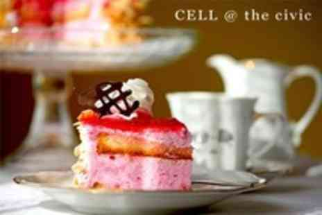 Cell @ the civic - Lunch and Family Museum Entry - Save 60%