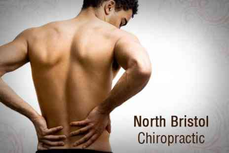North Bristol Chiropractic - Chiropractic Consultation & Three Treatment Sessions for £39 at North Bristol Chiropractic - Save 72%