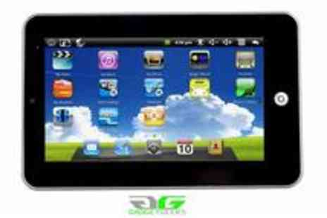 Gadget Geeks - 7 inch Android 2.3 Tablet PC Plus Free Delivery - Save 65%