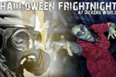 Britannia Theatre - Fright of your life with 2 tickets to the zombie apocalypse frightnight - Save 50%