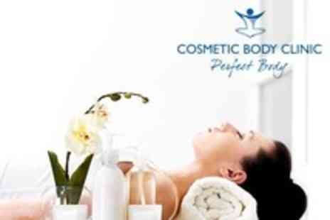 Cosmetic Body Clinic - Dermalogica Facial, Massage, Manicure and Pedicure - Save 73%