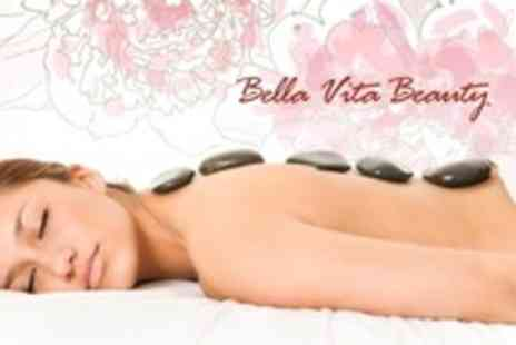 Bella Vita Beauty - Elemis Fruit Active Glow Facial With Body Wrap or Aroma Stone Massage - Save 67%