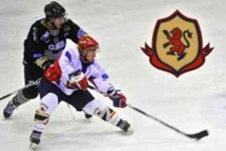 Edinburgh Capitals - Adult or Family Tickets at Murrayfield Ice Rink - Save 53%