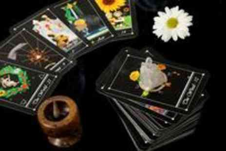 Omega Therapies - Tarot reading session - Save 70%