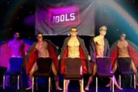 Dream Idols - Ticket to the Dream Idols Male Revue Show including VIP free entry to Pacha and a cocktail - Save 51%