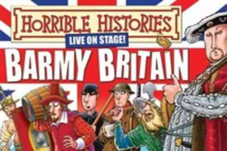 Horrible Histories - Two Top Price or Premium Tickets - Save 50%