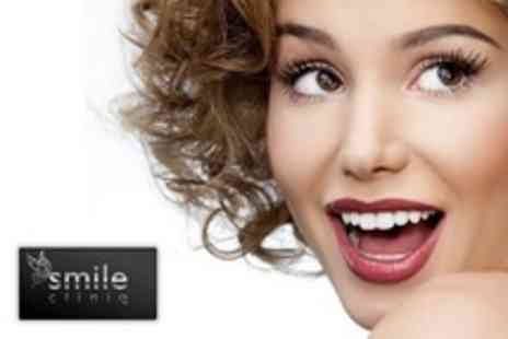 Smile Cliniq - Dental Examination With Scale and Polish and Two X Rays - Save 53%