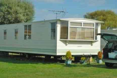 Gourmet Caravans - Three Night Stay For Four or Six With Dinner Each Night - Save 54%