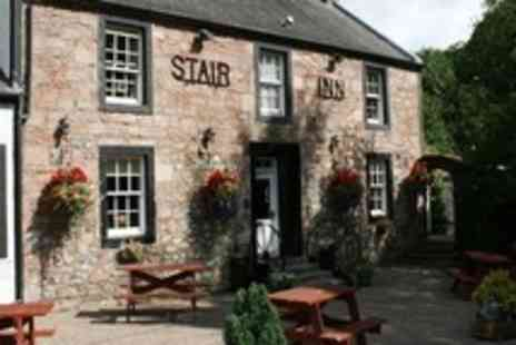 The Stair Inn  - Two Night Stay For Two With Breakfast and Bottle of Wine - Save 52%