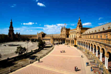 Hotel Inglaterra - Award winning central Seville hotel with breakfast and welcome drinks - Save 31%