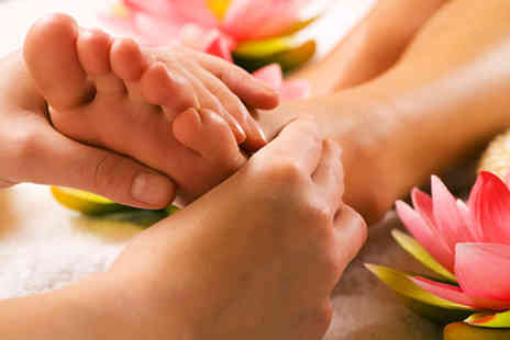 Celestine Therapies - One hour reflexology session on this indulgent treat for tired feet - Save 70%