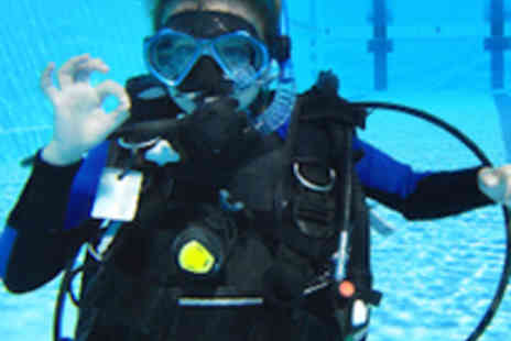 Divemaster Scuba - Beginners PADI Discover Scuba Diving Experience - Save 64%