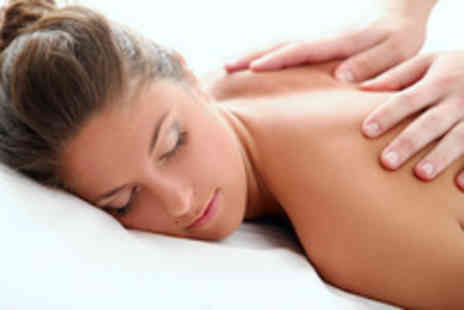 Studio 927 - Swedish or deep tissue massage plus a facial and mini manicure - Save 64%