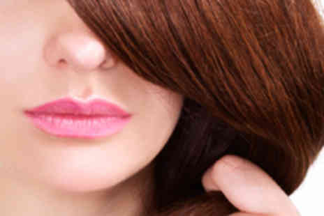 Gold Hair - Haircut, Treatment, and Brazilian Blow Dry - Save 62%