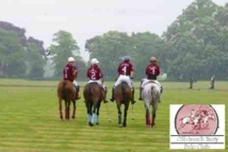 Offchurch Bury Polo Club - 60 Minute Polo Lesson For One - Save 60%