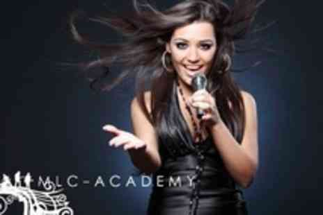 MLC Academy - Two Singing Lessons - Save 49%