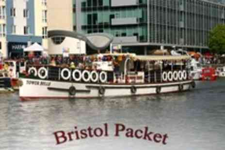 The Bristol Packet - 45 Minute Floating Harbour Tour - Save 50%