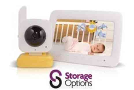 Storage Options - BabyCam Child Monitoring Systems - Save 41%