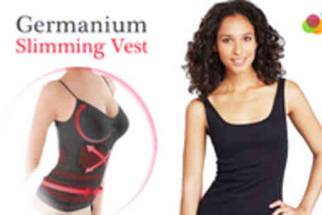 Buyitnowgifts - Germanium Slimming Vest - Save 84%