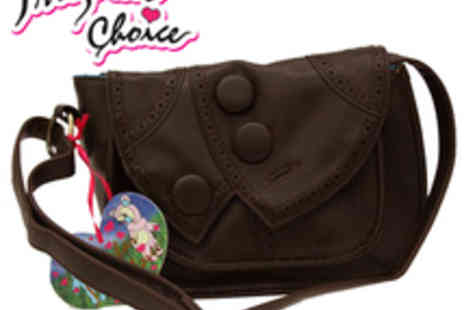 Irregular Choice - Irregular Choice Spit Spot Body Satchel - Save 83%
