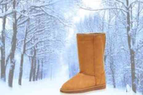 Buy it Now Gifts - Unisex Fleece Lined Winter Boots - Save 50%