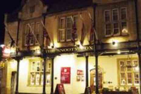 The Snooty Fox - Two night stay for two including breakfast - Save 65%