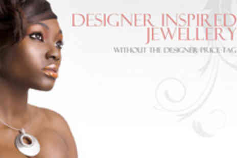 Silver Republic - Voucher to spend on Fantastic Designer Inspired Jewellery - Save 92%