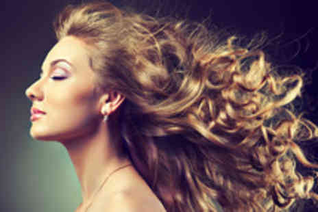 V Salon - Wash, cut, blow dry and conditioning treatment - Save 57%