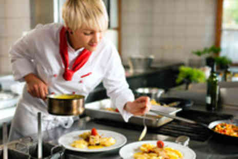 Harmony House Cookery Schools - Four hour cookery workshop for one - Save 55%