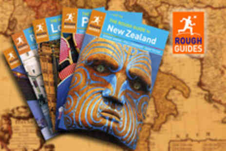 Rough Guides - City or global Rough Guide country Rough Guide - Save 50%