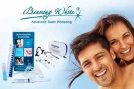 Beaming White Smile - Dental Kits For Whitening or Polishing and Cleaning - Save 71%