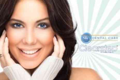 NW1 Dental Care - Transparent Clearstep Treatment For Top and Bottom Arches - Save 6%