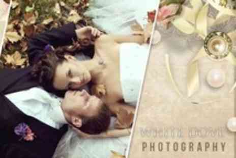 White Dove Photography - Wedding Photography Package With Prints, Image DVD and Online Gallery - Save 67%
