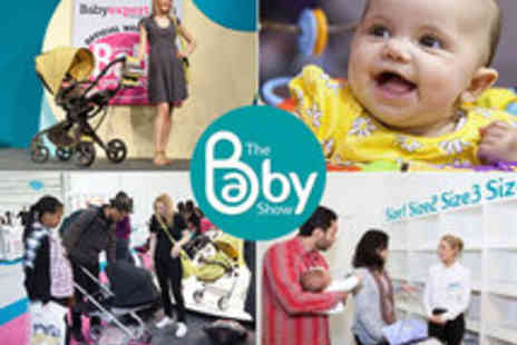 The Baby Show - Save on Tickets to The Baby Show - Save 40%