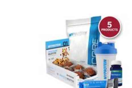 MyProtein - Protein Supplement Package - Save 43%