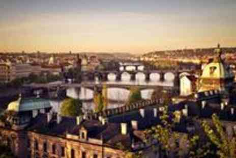 AA Getaways - Three night 4 break to Prague staying - Save 50%