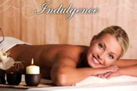 Indulgence - One Hour Full Body Massage Plus One Hour Facial and Ear Candling - Save 68%