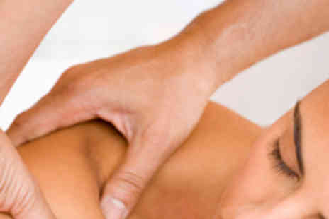 The Little Beautique - Body Polish with Hour-Long Massage - Save 63%