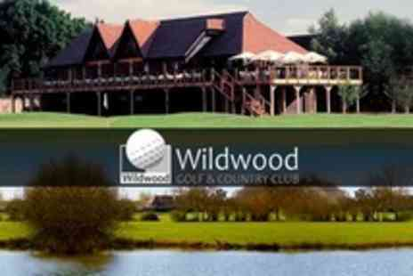 Wildwood Golf & Country Club - Day of Golf For Two With Sandwich Roll and Coffee - Save 76%