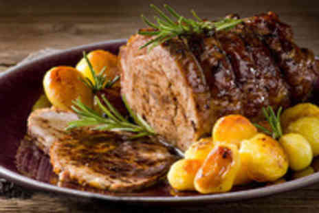 The Anchor Inn - Sunday roast lunch for 2 people with wine - Save 50%