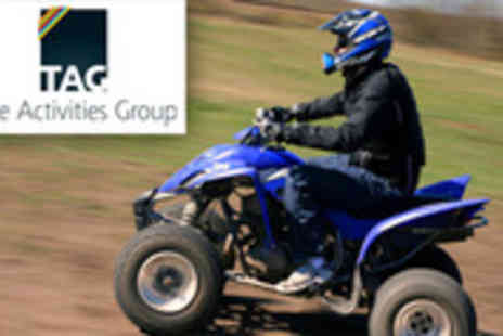 The Activities Group - Exhilarating quad bike experience - Save 60%